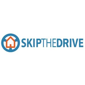 Logo Skip the Drive, trabajos remotos